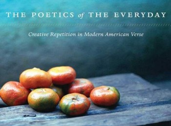 Siobhan Phillips' work of philosophical poetry criticism discusses the structure of time and everyday repetition in four 20th century American poets: Robert Frost, Wallace Stevens, Elizabeth Bishop, and James Merrill.